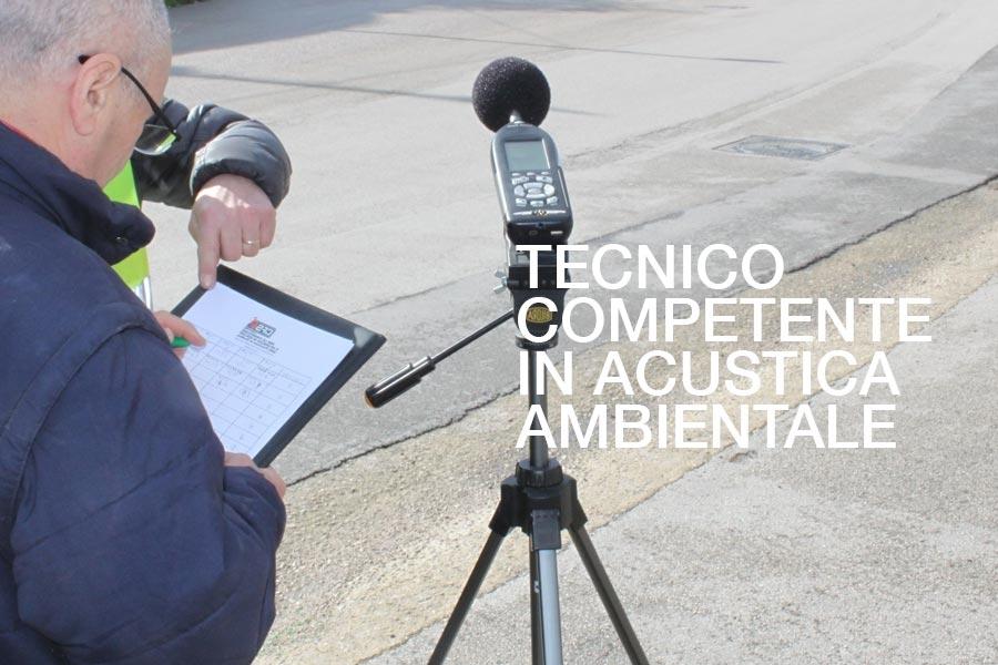 CORSO DI AGGIORNAMENTO di 8 ore per Tecnici competenti in acustica ambientale